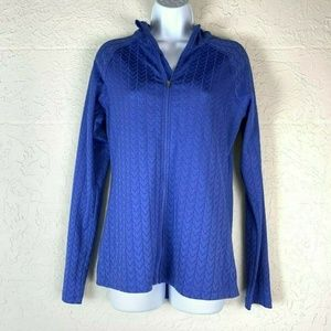 Lucy Pullover 1/4 Zip M Long Sleeve Athletic